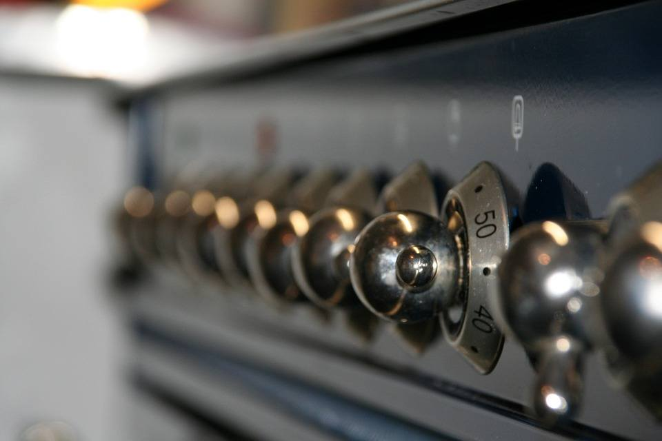 Ofen reinigen über Nacht